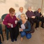 LA ALCALDESA ACOMPAÑA A NUESTROS VECINOS EN EL PUÑAO DE SAN ISIDRO