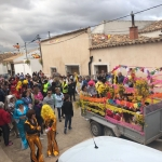 CORPUS 2018: TRADICIONAL DESFILE DE CARROZAS